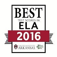 Best ELA Test Scores 2016